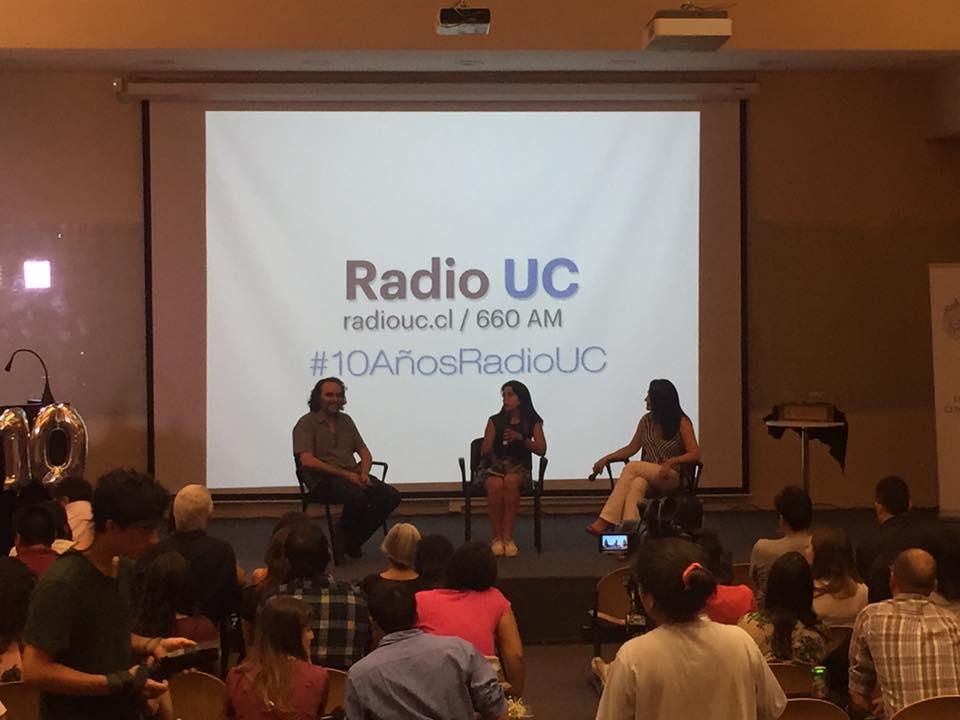 Radio UC: 10 años de ideas que suenan bien