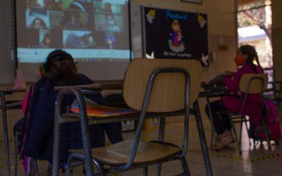 El desafío de implementar el aula virtual en Chile