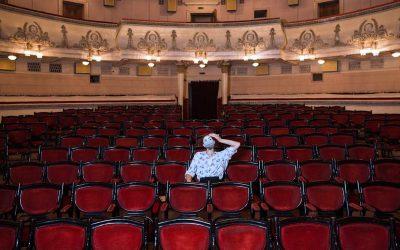La Precariedad del Teatro Pandémico