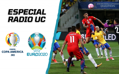 Copa América: Chile enfrenta a Brasil con la esperanza de lograr una hazaña histórica