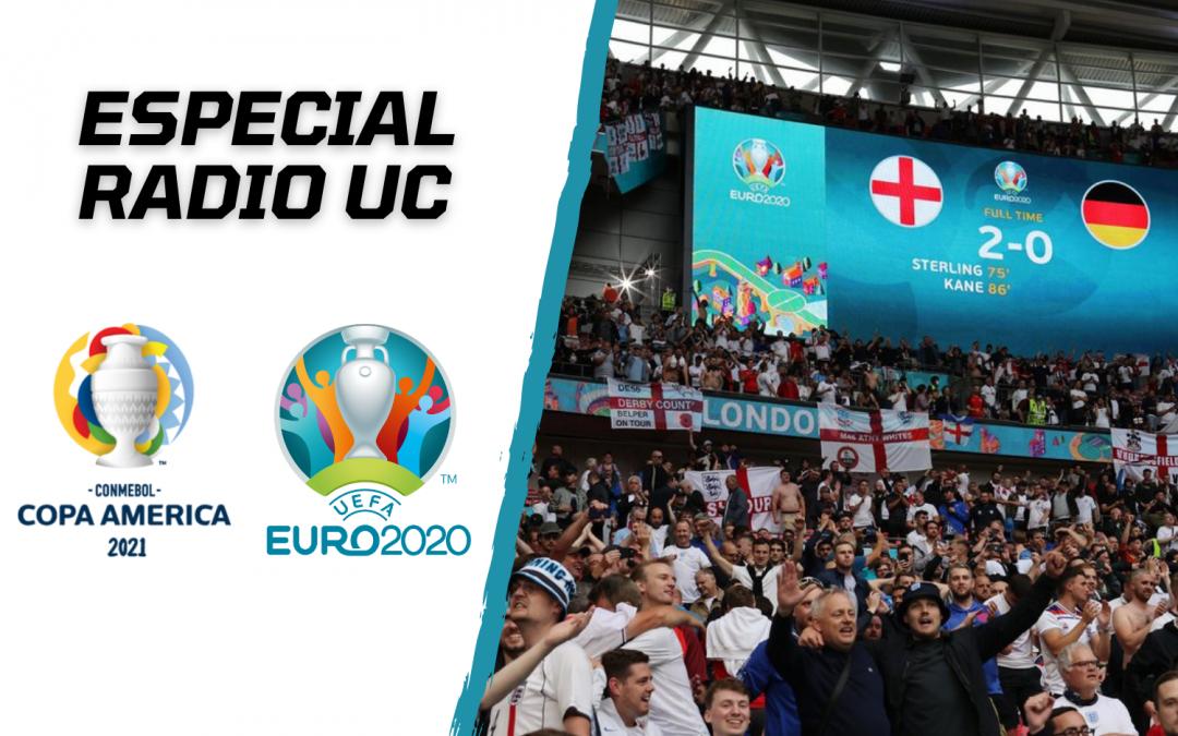 Eurocopa bajo la lupa: Alza de contagios y estadios con público preocupan a las autoridades