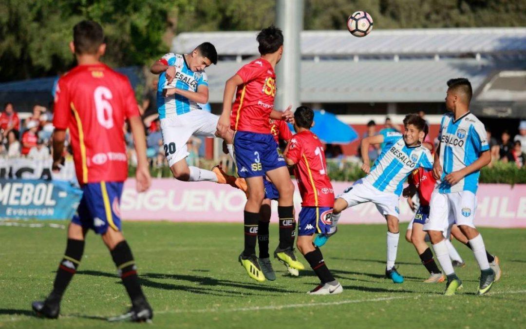 Fútbol Joven: Las dificultades para llegar al profesionalismo