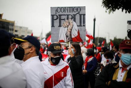 Elecciones en Perú 2021: Aumenta la división entre golpes y fraudes