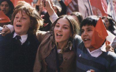 Ahí dice gratis: Ciclo de triunfos del Cine Chileno en el Palacio Pereira