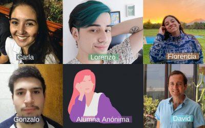 Memorias del 18 de octubre: 6 personas de la UC nos cuentan sus experiencias