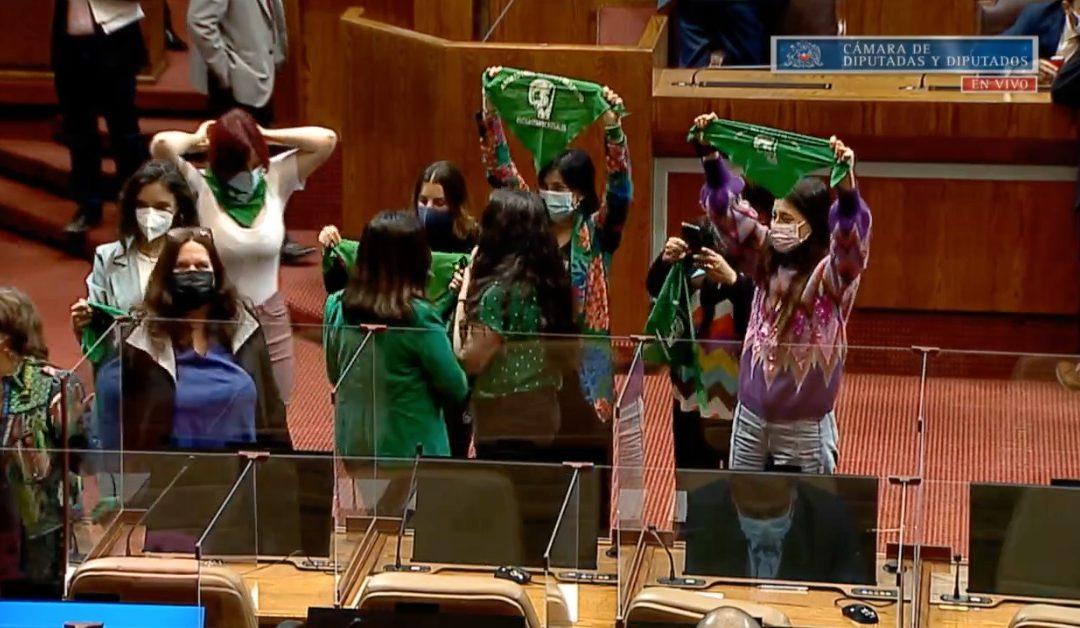 Aborto hasta las 14 semanas: Cámara de Diputados aprobó en general proyecto de ley