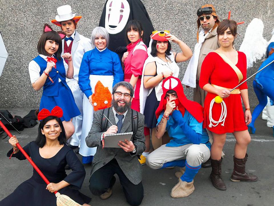 Antena Tokio: Descubriendo la cultura asiática en Comic Con