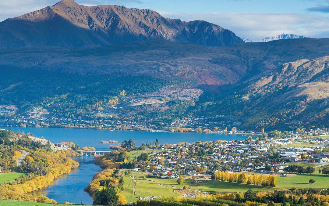 Dos islas muy unidas del Pacífico: Nueva Zelanda
