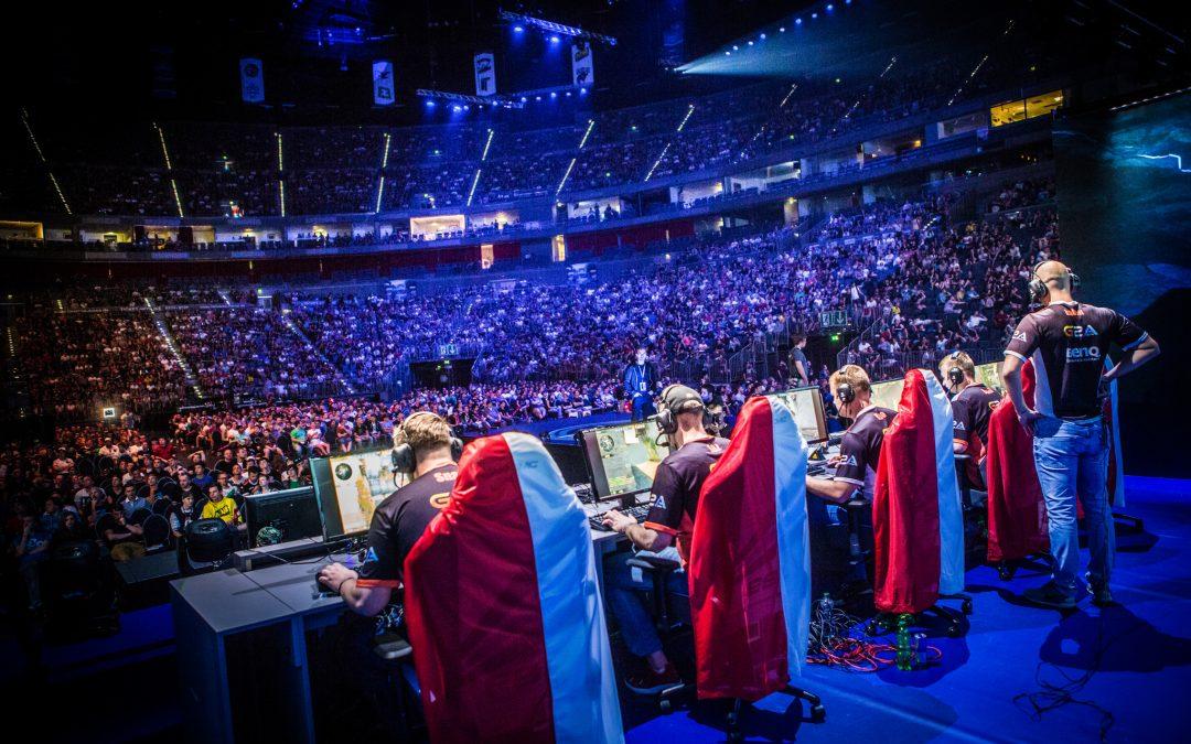 Esports: El nuevo deporte que mueve masas