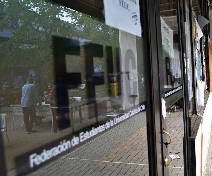 Elecciones FEUC 2021: Las listas que van por la Federación de Estudiantes